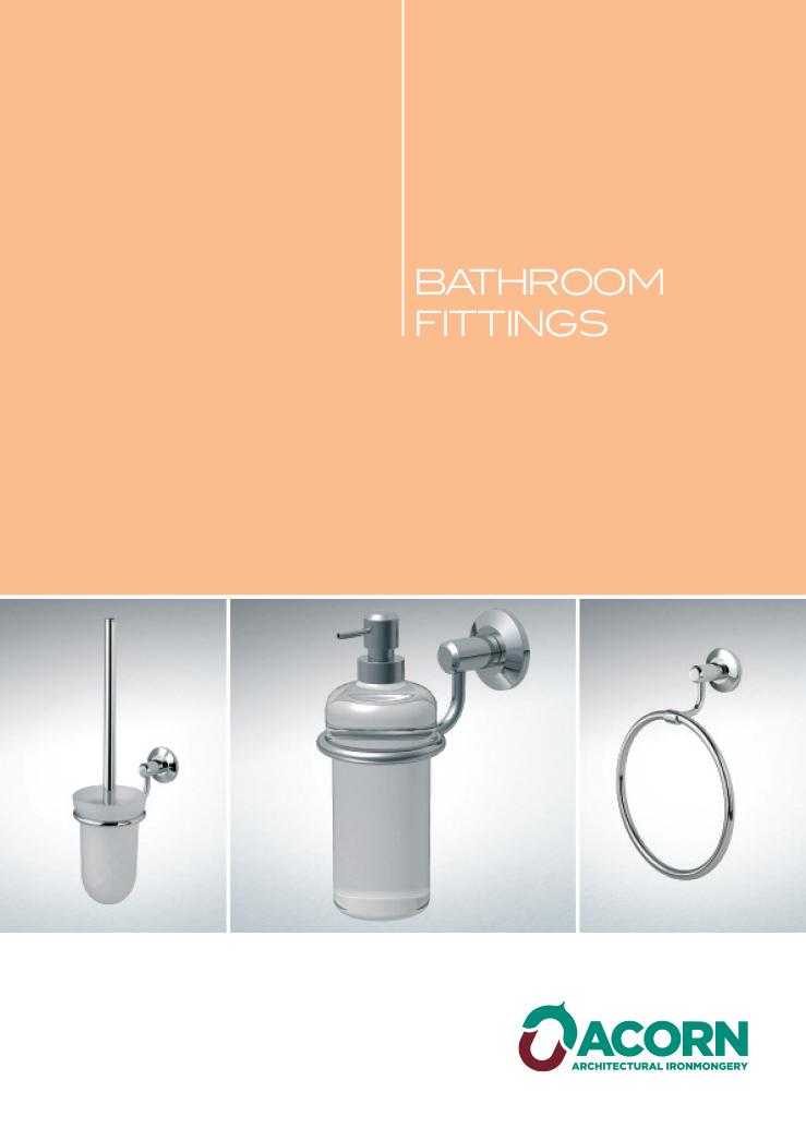 Bathroom Fittings Architectural Ironmongery