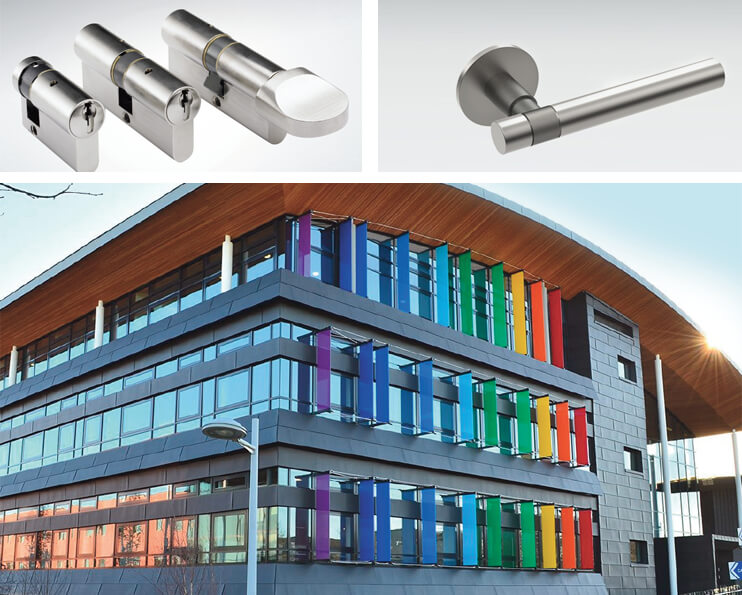 ironmongery handles and locks